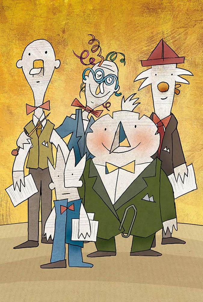 Die Pappenheimer